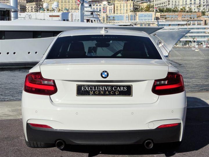 BMW Série 2 BMW M 235 IA COUPE 326 CV - MONACO BLANC - 15