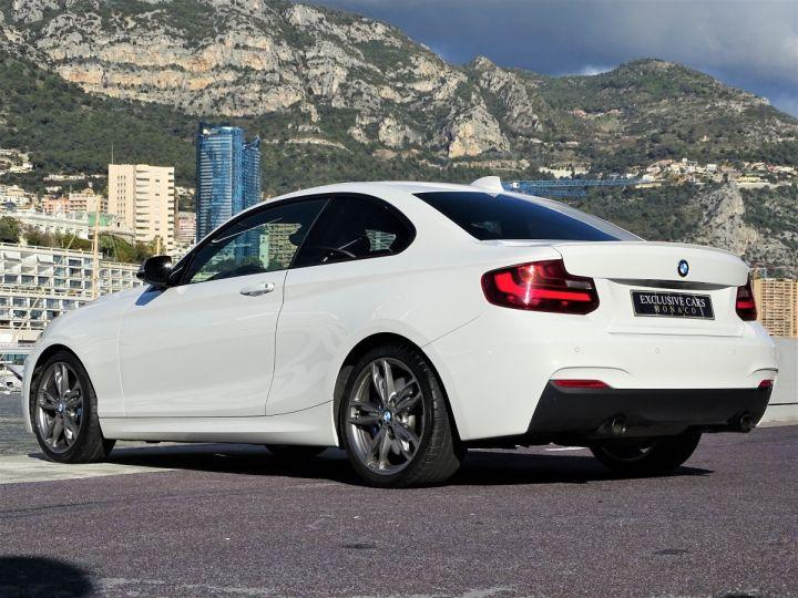 BMW Série 2 BMW M 235 IA COUPE 326 CV - MONACO BLANC - 19