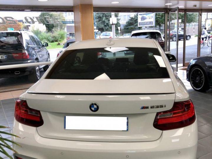 BMW Série 2 BMW M235I Blanc - 3