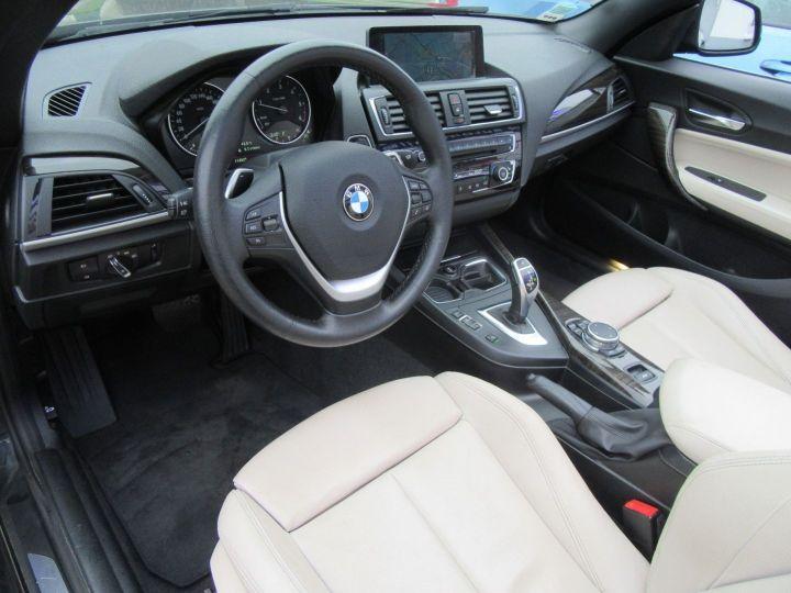 BMW Série 2 (F23) 220DA 190CH LUXURY Noir - 2