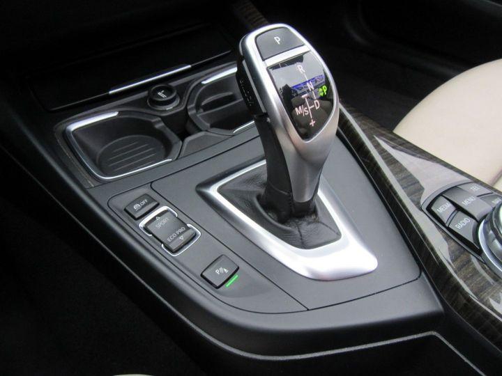BMW Série 2 (F23) 220DA 190CH LUXURY Noir - 13