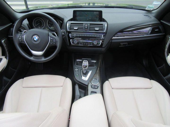 BMW Série 2 (F23) 220DA 190CH LUXURY Noir - 14