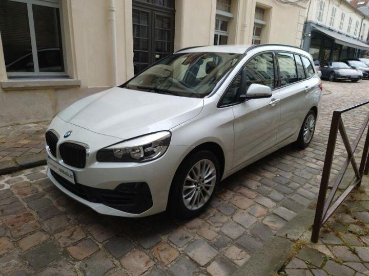 BMW Série 2 Gran Tourer Blanc - 1