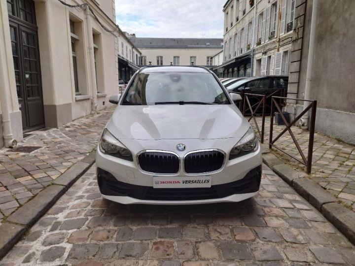 BMW Série 2 Gran Tourer Blanc - 2