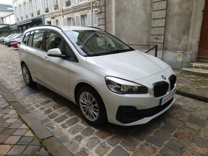 BMW Série 2 Gran Tourer Blanc - 3