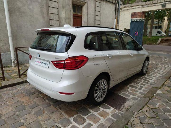 BMW Série 2 Gran Tourer Blanc - 4