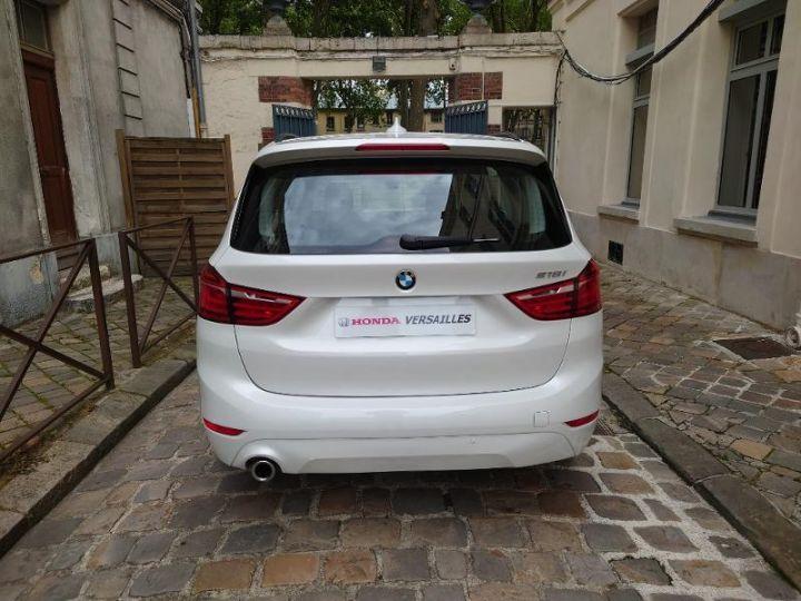 BMW Série 2 Gran Tourer Blanc - 5