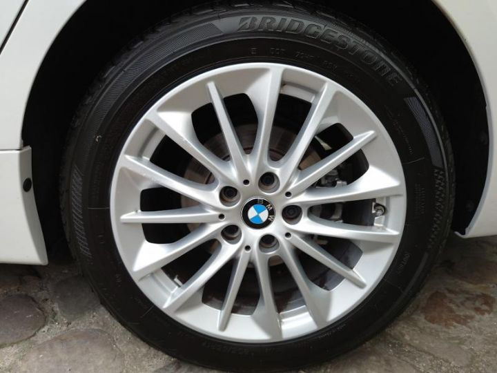 BMW Série 2 Gran Tourer Blanc - 7