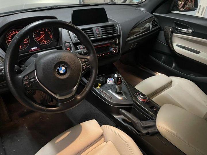BMW Série 2 luxury bleu - 3