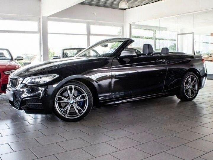 BMW Série 2 M 235I CABRIO XDRIVE Noir métallisé - 2
