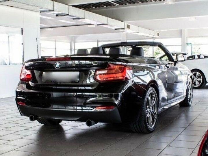 BMW Série 2 M 235I CABRIO XDRIVE Noir métallisé - 3