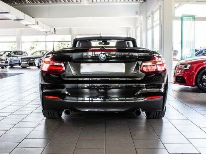 BMW Série 2 M 235I CABRIO XDRIVE Noir métallisé - 5