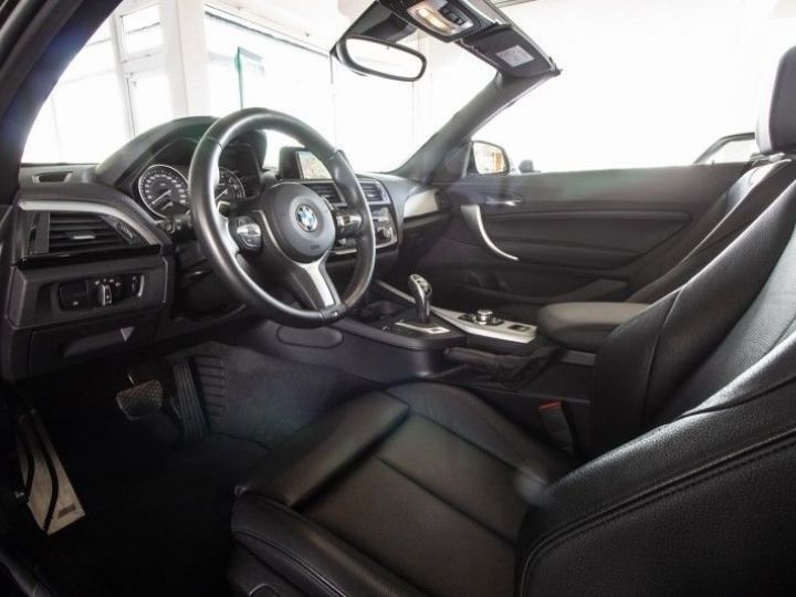 BMW Série 2 M 235I CABRIO XDRIVE Noir métallisé - 9