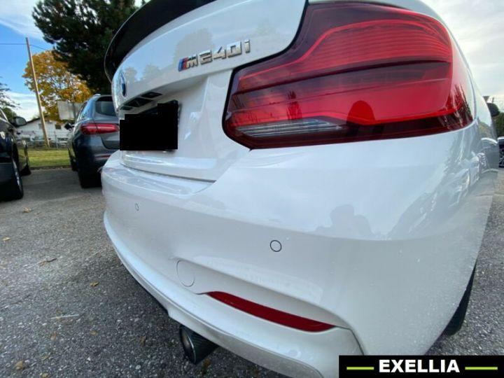 BMW Série 2 M240i xDrive Coupé M PERFORMANCE BLANC PEINTURE METALISE  Occasion - 1
