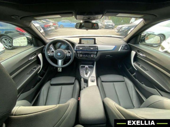 BMW Série 2 M240i xDrive Coupé M PERFORMANCE BLANC PEINTURE METALISE  Occasion - 4
