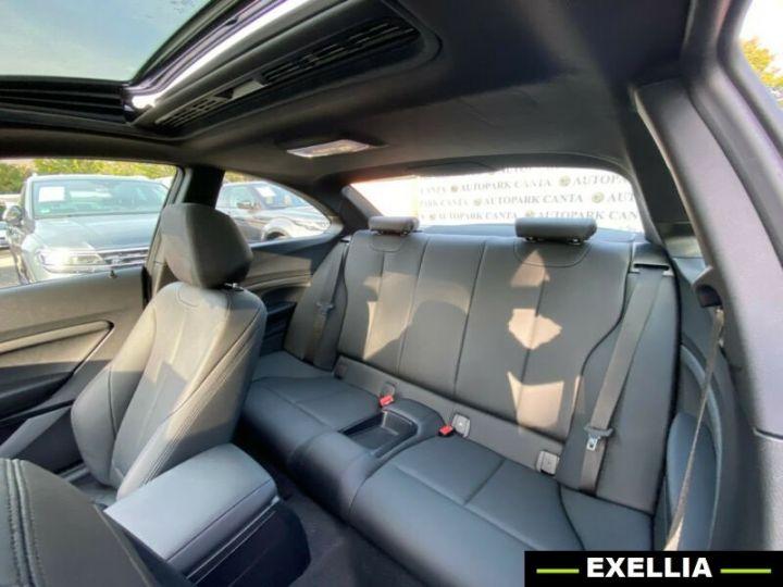 BMW Série 2 M240i xDrive Coupé M PERFORMANCE BLANC PEINTURE METALISE  Occasion - 8