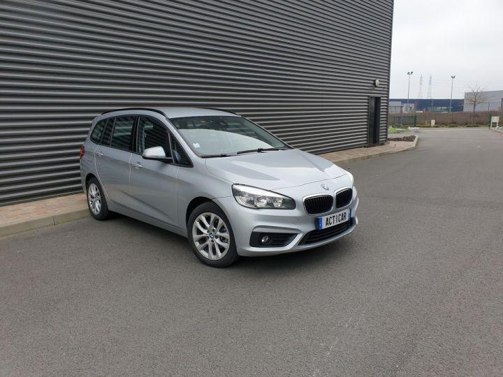 BMW Série 2 serie f46 216 d business bva 7 pl Gris Occasion - 2