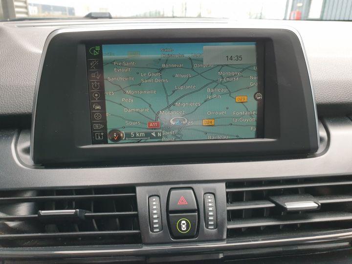 BMW Série 2 serie f46 216 d business bva 7 pl Gris Occasion - 12