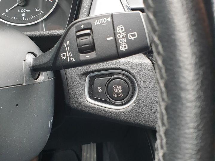BMW Série 2 serie f46 216 d business bva 7 pl Gris Occasion - 16