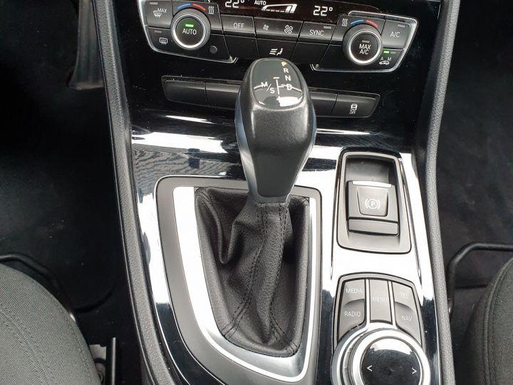 BMW Série 2 serie f46 216 d business bva 7pls Gris Occasion - 11