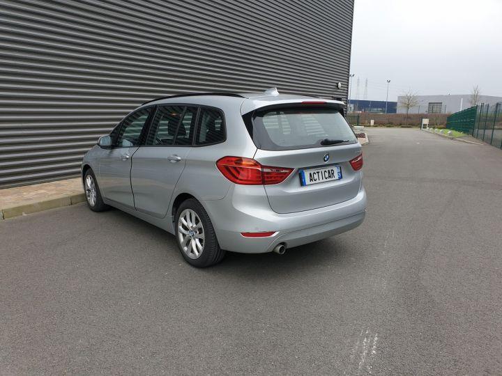 BMW Série 2 serie f46 216 d business bva 7pls Gris Occasion - 18