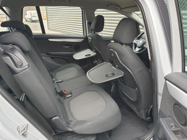 BMW Série 2 serie f46 grand tourer 216d business bva 7pl Gris Occasion - 6