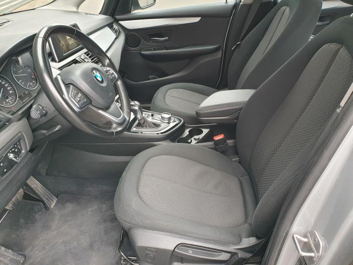 BMW Série 2 serie f46 grand tourer 216d business bva 7pl Gris Occasion - 8
