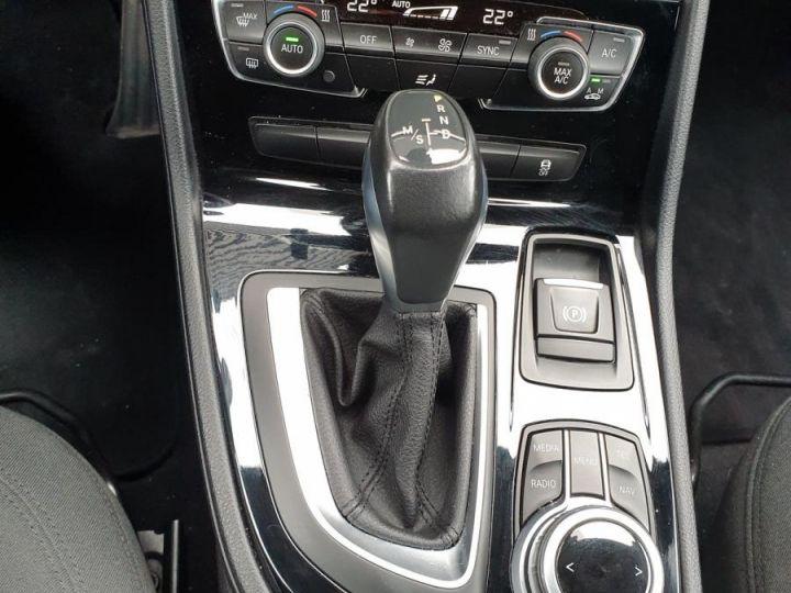 BMW Série 2 serie f46 grand tourer 216d business bva 7pl Gris Occasion - 13