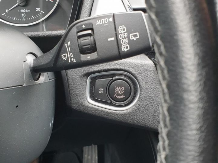 BMW Série 2 serie f46 grand tourer 216d business bva 7pl Gris Occasion - 14