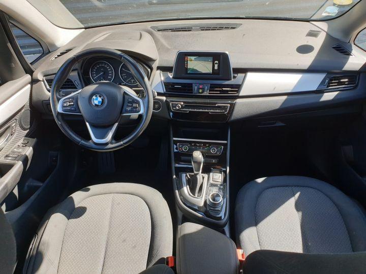 BMW Série 2 serie f46 grantourer 216d business 7 pls bva Gris Occasion - 5