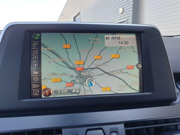 BMW Série 2 serie f46 grantourer 216d business 7 pls bva Gris Occasion - 10