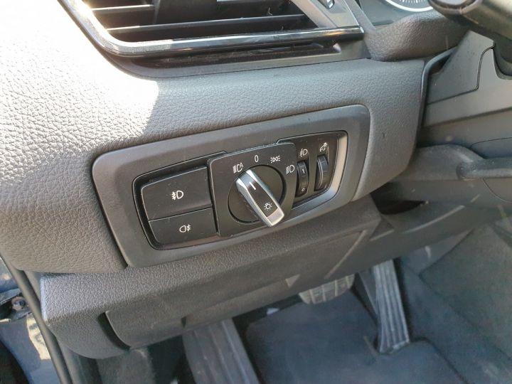 BMW Série 2 serie f46 grantourer 216d business 7 pls bva Gris Occasion - 15