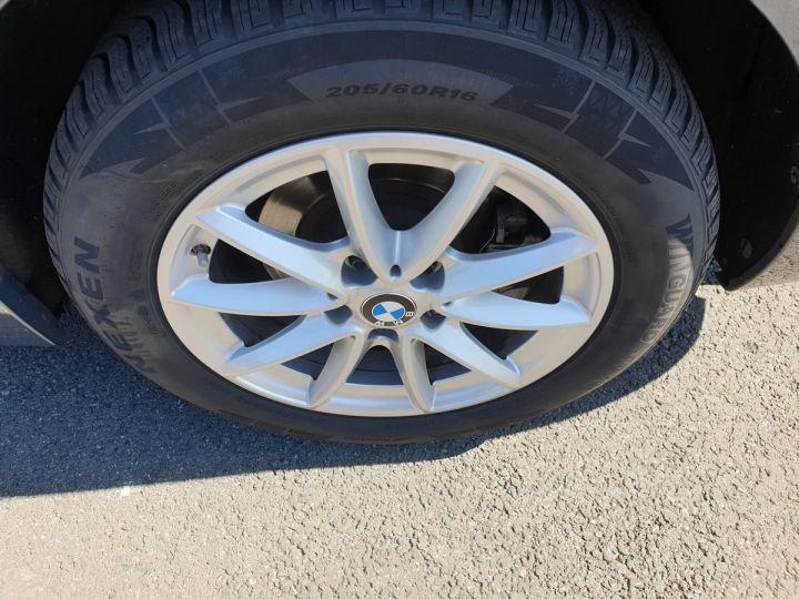 BMW Série 2 serie f46 grantourer 216d business 7 pls bva Gris Occasion - 17