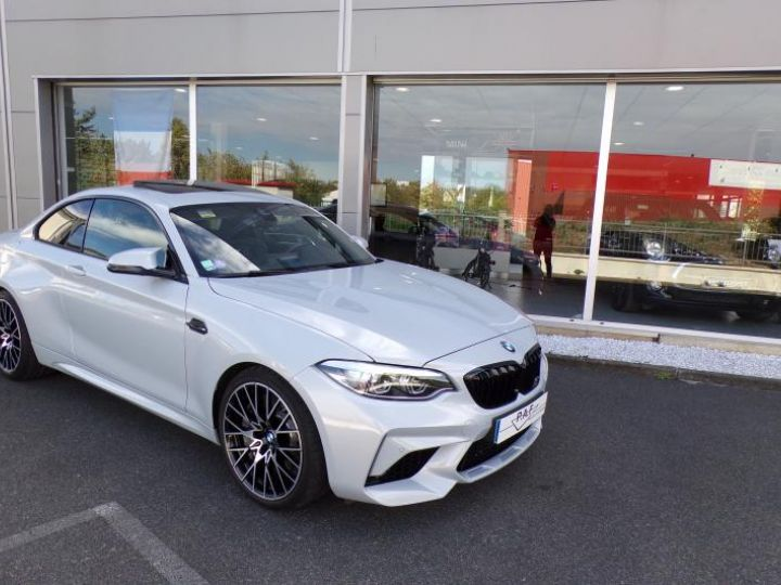 BMW Série 2 SERIE (F87) M2 Coupe 3.0 410 COMPETITION M  Occasion - 1