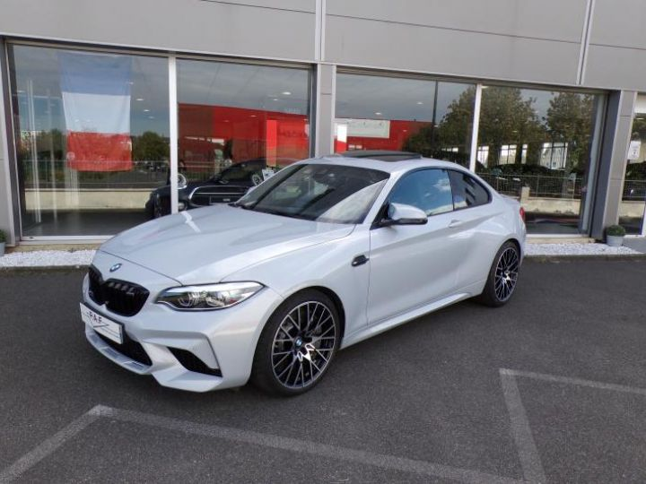 BMW Série 2 SERIE (F87) M2 Coupe 3.0 410 COMPETITION M  Occasion - 4