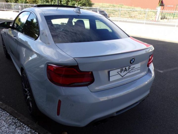 BMW Série 2 SERIE (F87) M2 Coupe 3.0 410 COMPETITION M  Occasion - 7