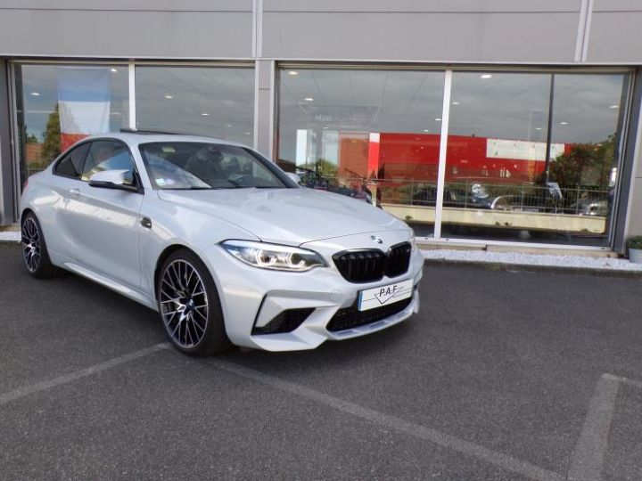 BMW Série 2 SERIE (F87) M2 Coupe 3.0 410 COMPETITION M  Occasion - 9