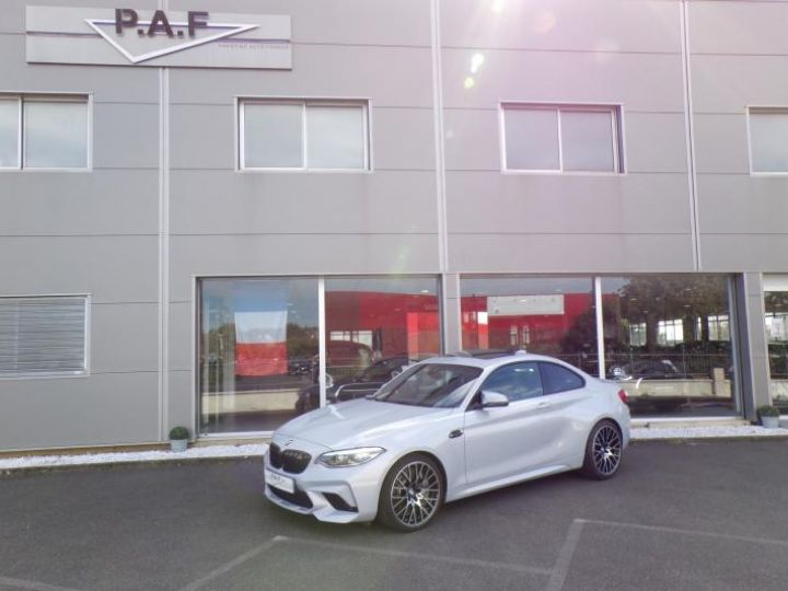 BMW Série 2 SERIE (F87) M2 Coupe 3.0 410 COMPETITION M  Occasion - 10