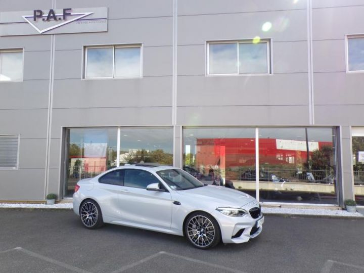 BMW Série 2 SERIE (F87) M2 Coupe 3.0 410 COMPETITION M  Occasion - 11