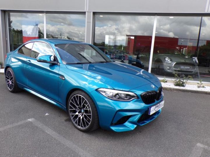 BMW Série 2 SERIE M2 Coupe 3.0 410 COMPETITION M  Occasion - 1