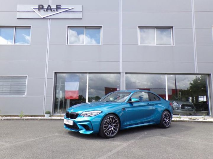 BMW Série 2 SERIE M2 Coupe 3.0 410 COMPETITION M  Occasion - 4