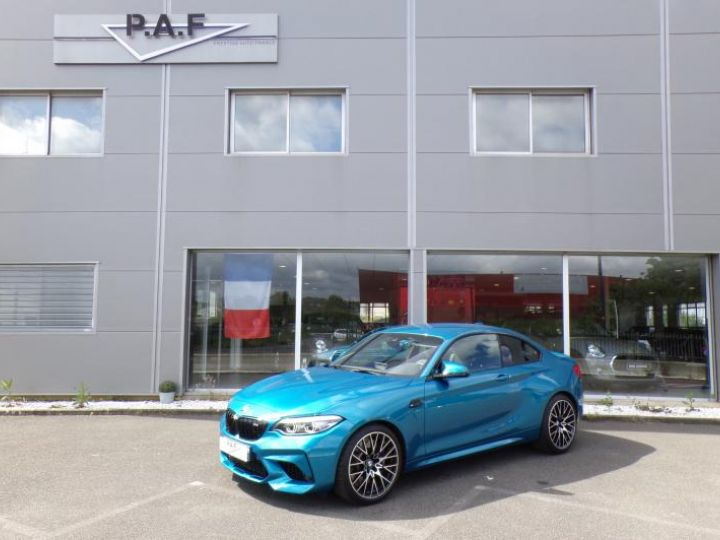 BMW Série 2 SERIE M2 Coupe 3.0 410 COMPETITION M  Occasion - 5
