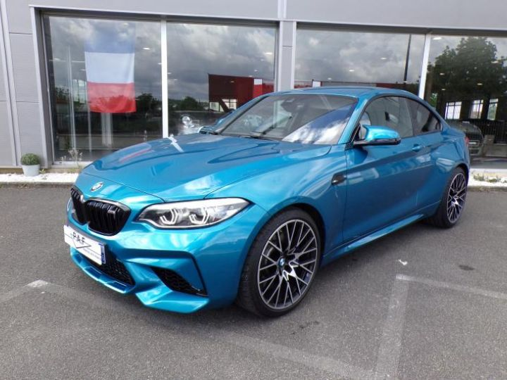 BMW Série 2 SERIE M2 Coupe 3.0 410 COMPETITION M  Occasion - 6