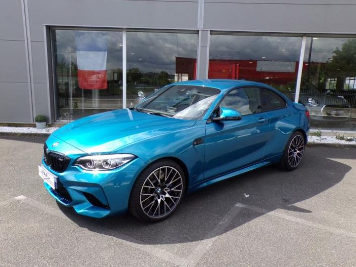 BMW Série 2 SERIE M2 Coupe 3.0 410 COMPETITION M  Occasion - 11