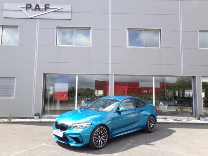 BMW Série 2 SERIE M2 Coupe 3.0 410 COMPETITION M  Occasion - 12