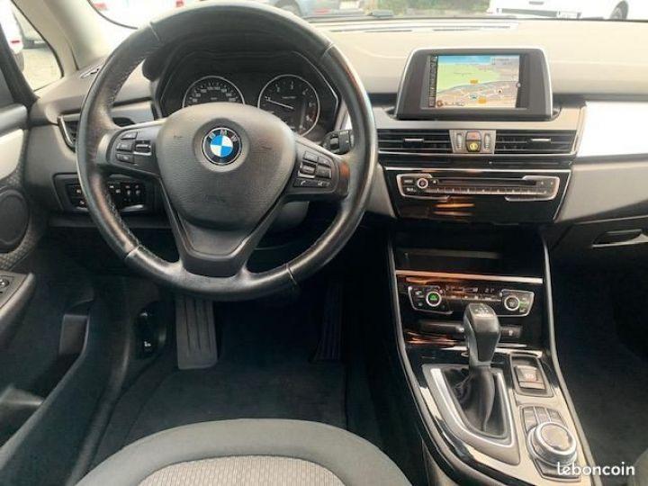 BMW Série 2 Serie serie grand tourer 218d business 7 places Gris - 4