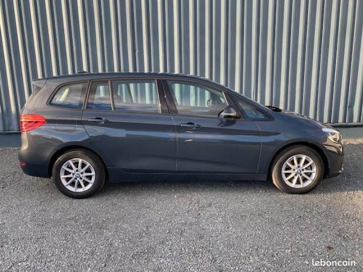 BMW Série 2 Serie serie grand tourer 218d business 7 places Gris - 5
