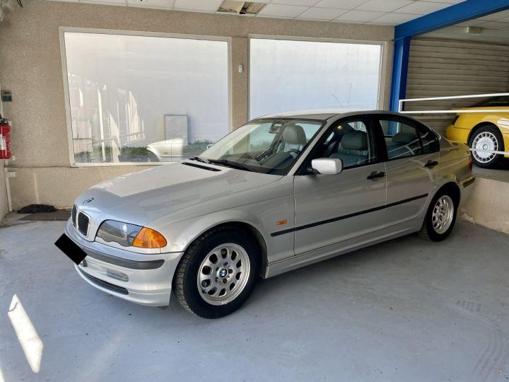 BMW Série 3 3 320 D 136cv Gris Clair - 1