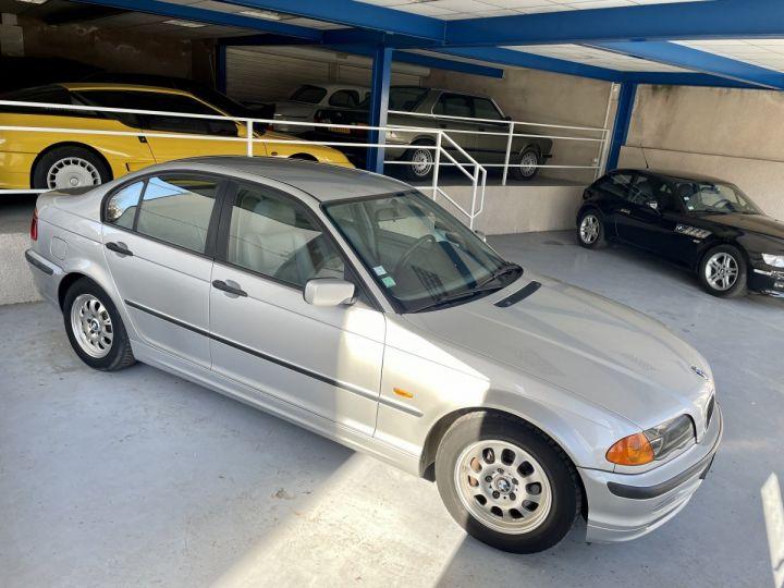 BMW Série 3 3 320 D 136cv Gris Clair - 2