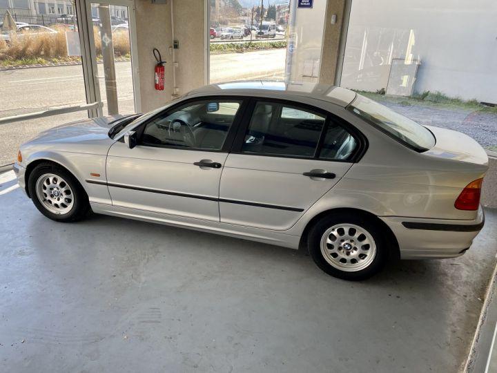BMW Série 3 3 320 D 136cv Gris Clair - 3